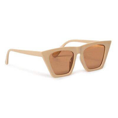 Levně Sluneční brýle ACCCESSORIES 1WA-041-SS21 Plastik