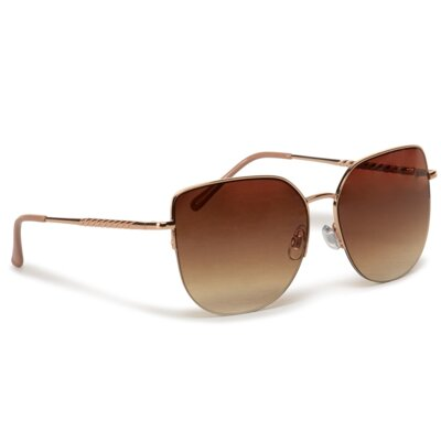 Levně Sluneční brýle ACCCESSORIES 1WA-045-SS21 Plastik,Materiál - kov