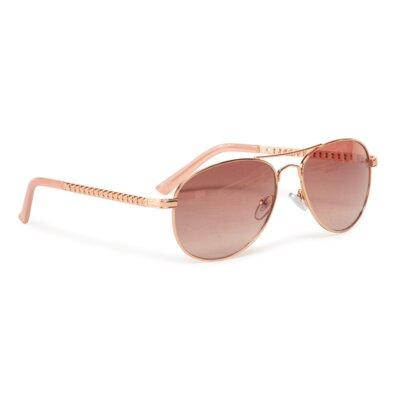 Levně Sluneční brýle ACCCESSORIES 1WA-060-SS21 Materiál - kov