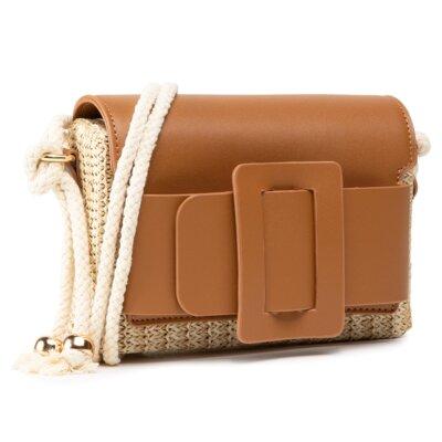 Levně Dámské kabelky DeeZee EBG13633 Velice kvalitní materiál,Ekologická kůže