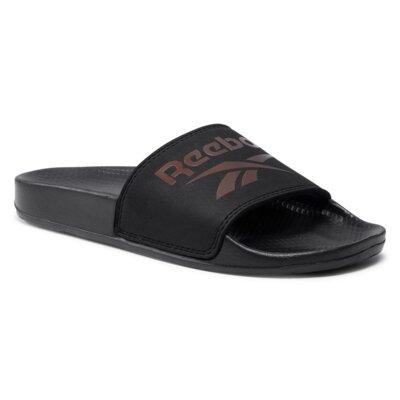 Levně Bazénové pantofle Reebok Fulgere Slide GY2704 Ekologická kůže /-Ekologická kůže