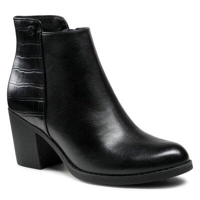 Levně Kotníkové boty Clara Barson WYL2693-2 Imitace kůže/-Ekologická kůže