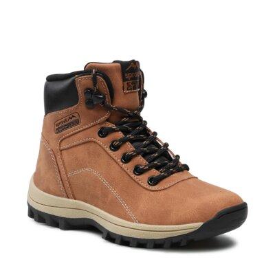 Levně Šněrovací obuv SPRANDI EARTH GEAR CP40-242JZ-1 Imitace kůže/-Ekologická kůže