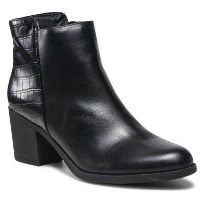 Levně Kotníkové boty Clara Barson WYL2693-2-B Imitace kůže/-Ekologická kůže