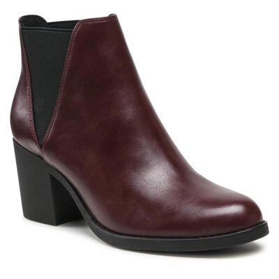 Levně Kotníkové boty Clara Barson WYL2693-1 Imitace kůže/-Ekologická kůže