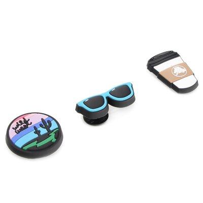 Levně Ozdoby na boty Crocs Cool Joe 3-Pack 10007843