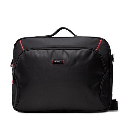 Levně Pánské tašky Lanetti BMM-S-014-10-06
