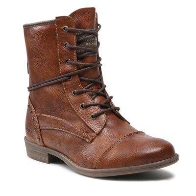 Levně Šněrovací obuv Mustang 1157-508 Imitace kůže/-Ekologická kůže