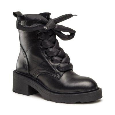 Levně Šněrovací obuv Badura 05564