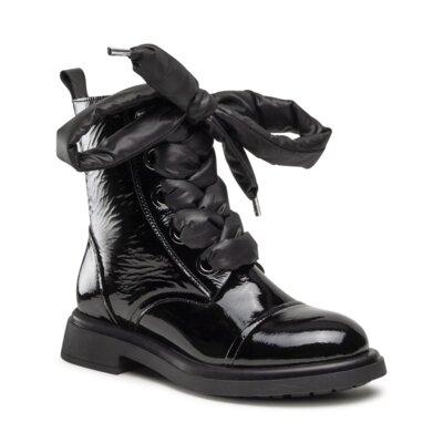 Levně Šněrovací obuv Badura 20363