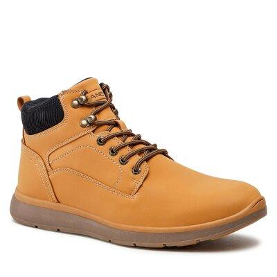 Levně Kotníkové boty Lanetti MP07-71006-16 Imitace kůže/-Ekologická kůže