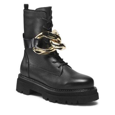 Levně Šněrovací obuv Badura 2083-01