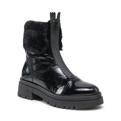 Levně Kotníkové boty Badura I21-26992VNS