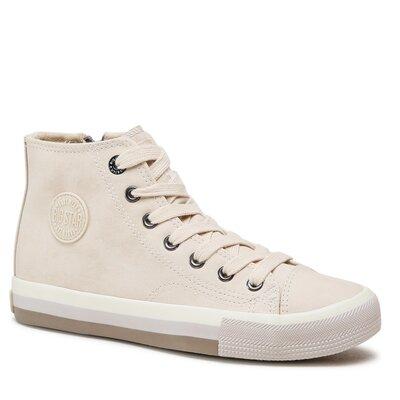 Levně Šněrovací obuv BIG STAR II274232C Imitace kůže/-Ekologická kůže