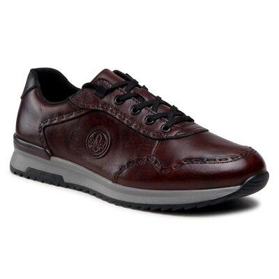 Levně Kožené boty Rieker 16108-35
