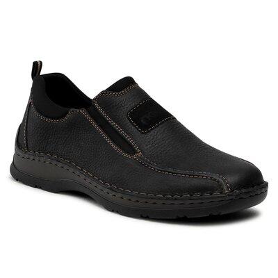 Levně Kožené boty Rieker 05363-00