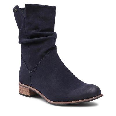 Levně Kotníkové boty Clara Barson WS14087-02-B Imitace kůže/-Ekologická kůže
