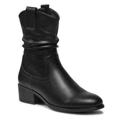 Levně Kotníkové boty Clara Barson WS5588-02 Imitace kůže/-Ekologická kůže