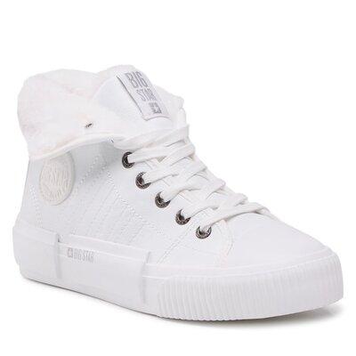 Levně Šněrovací obuv BIG STAR II274156C Imitace kůže/-Ekologická kůže