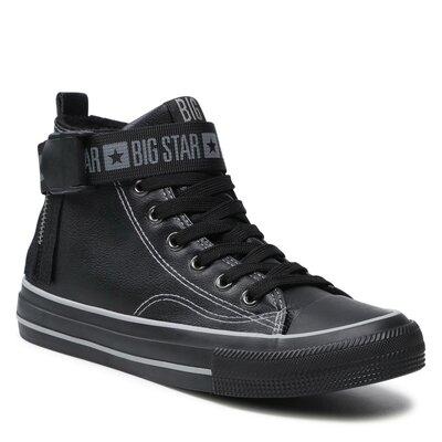 Levně Šněrovací obuv BIG STAR GG274026C Imitace kůže/-Ekologická kůže