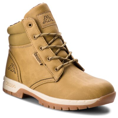 Levně Šněrovací obuv KAPPA Cammy Fur K 260637K Imitace kůže/-Ekologická kůže