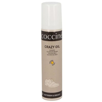 Levně Kosmetika pro obuv Coccine Crazy Oil 55/14/75/01A/V5