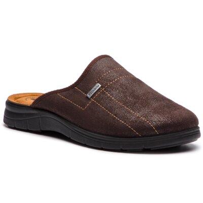 Papuci de casă INBLU BG988M78 Piele ecologică/-Piele ecologică imagine