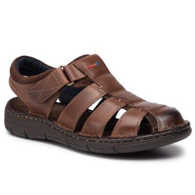 Sandale Lasocki for men MI08-C498-504-01 Piele netedă imagine