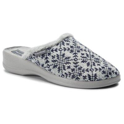 Papuci de casă Home&Relax LANA Material -Material imagine ccc.eu