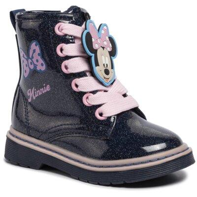 Levně Šněrovací obuv Minnie Mouse CM170105-01DSTC