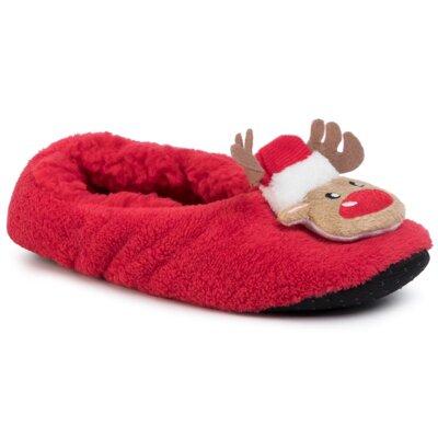 Papuci de casă Home&Relax 24BD00192124 Material -Material imagine ccc.eu