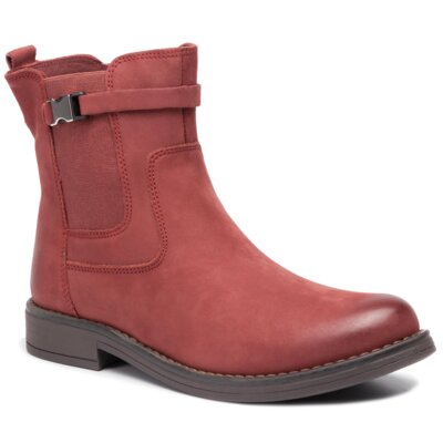 Levně Kotníkové boty Lasocki Young CI12-2945-01 Přírodní kůže (useň) - Nubuk