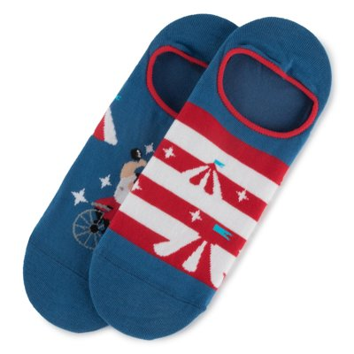 Ponožky ACCCESSORIES 098 UL017 r. 41/43 polyamid,bavlna