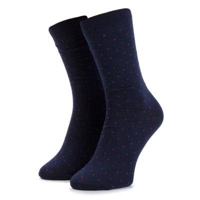Ponožky Lasocki Skarpety Wizytowe (Kropki) r.45-47 bavlna