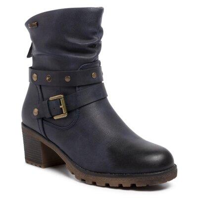 Levně Kotníkové boty Clara Barson WS0337-01 Imitace kůže/-Ekologická kůže