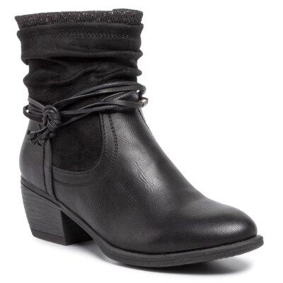 Levně Kotníkové boty Clara Barson WS2905-02 Ekologická kůže /-Ekologická kůže