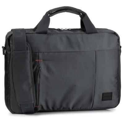 Levně Pánské tašky Lanetti BMM-S-031-00-02 Textilní materiál