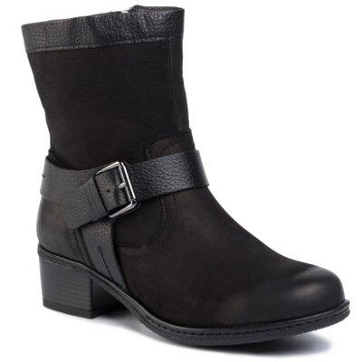 Levně Kotníkové boty GO SOFT OCE-DELICIA-04