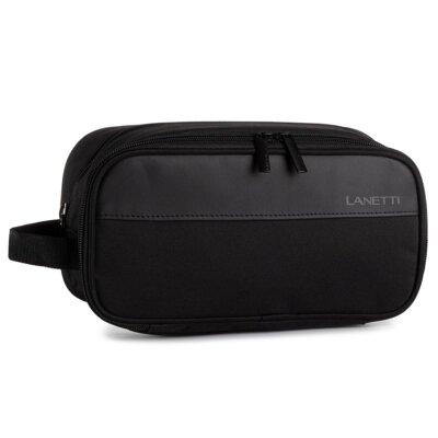 Levně Pánské tašky Lanetti BMK-S-024-10-02 Textilní materiál
