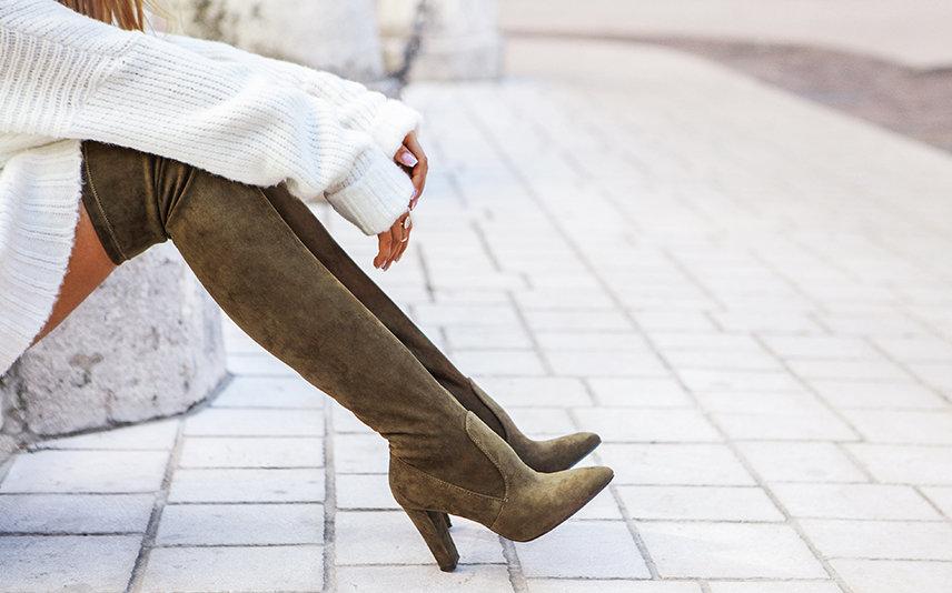 Botki Zamszowe W Ccc Sprawdz Jak Zadbac O Buty Z Zamszu