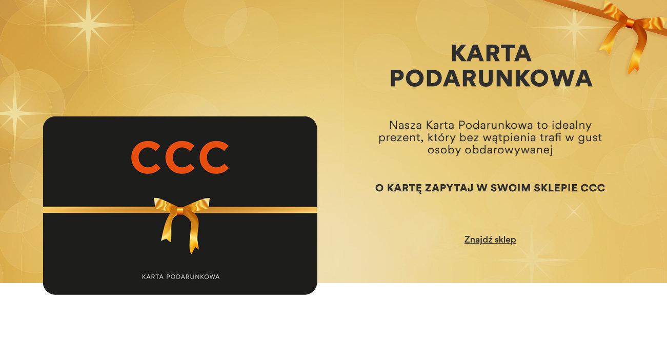 Karta Podarunkowa Ccc