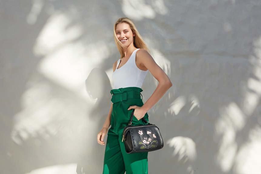 0e09c6f938773 Wielki wpływ na całość stylizacji będzie miała modna torebka, która utrzyma  nawet najprostszy strój w aktualnych trendach.