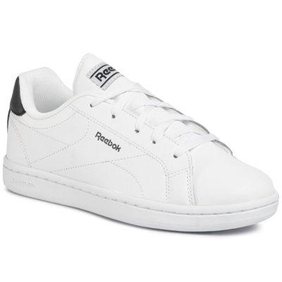 Obuwie sportowe Puma 36517010 Smash v2 L Jr Biały