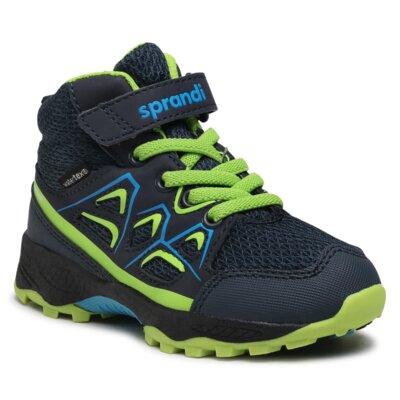 Levně Šněrovací obuv Sprandi Outdoor Performance 230036S Ekologická kůže /-Ekologická kůže