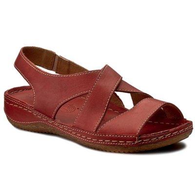 Sandal Lasocki Comfort RST CIRSA 02 RED
