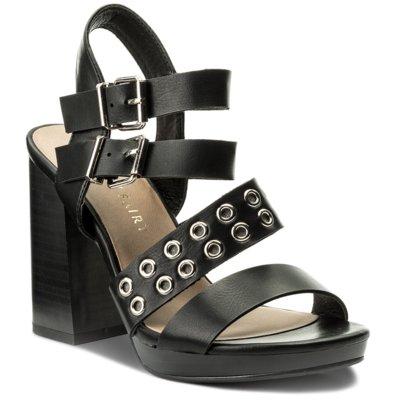Sandały BREMA 07 Czarny (Lasocki)