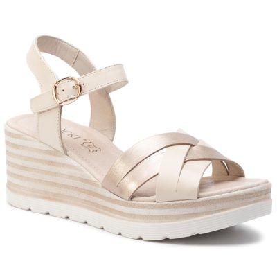 Sandały Lasocki 2148 02 Beżowy