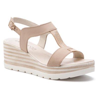 Sandały Lasocki 0674 05 Beżowy