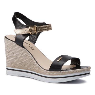 Sandały Lasocki 15897 01 Czarny
