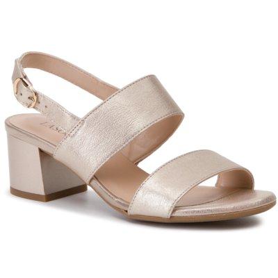 Sandały Lasocki 2148 04 Beżowy